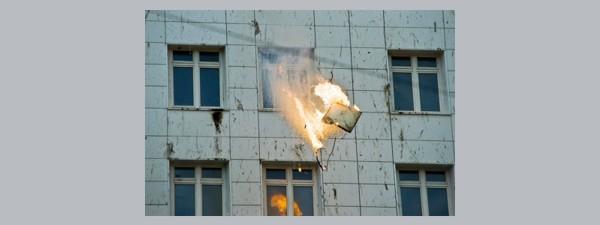 Пожароопасные фасадные системы